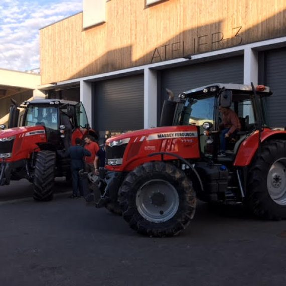 Formation technique Massey-Ferguson